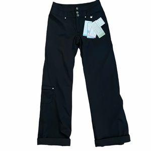 NILS Annalise Insulated Black Ski Snowboard Pants